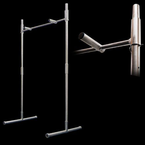 AmazonSmile : All-in-one Stand Alone Pull up Bar : Chin Up Bar Collapsible : Sports & Outdoors