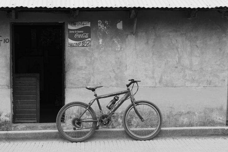Black&white. Taken in Mexico