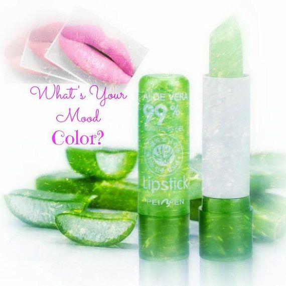 Mood Lipstick Chemistry Lipstick Color Changing Lipstick