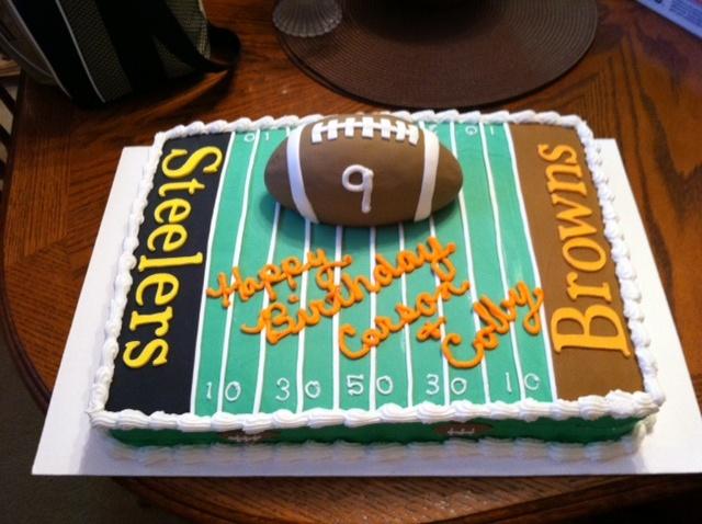 Steelers vs Browns Birthday