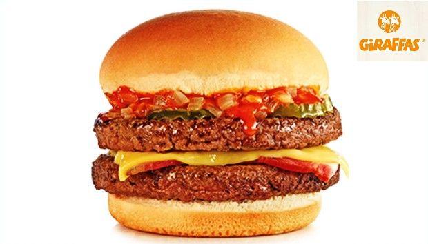 Confira os hambúrgueres mais calóricos do McDonald's, Burger King, Bob's e Giraffas, os fast-foods mais tradicionais presentes no Brasil.  #nutrição #saúde #fastfood #junkfood #mcdonalds #burgerking  #bk #bobs #giraffas #brazil