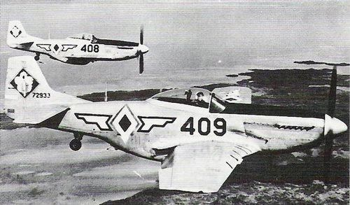 Philippine Air Force P-51. Source: Wikipedia