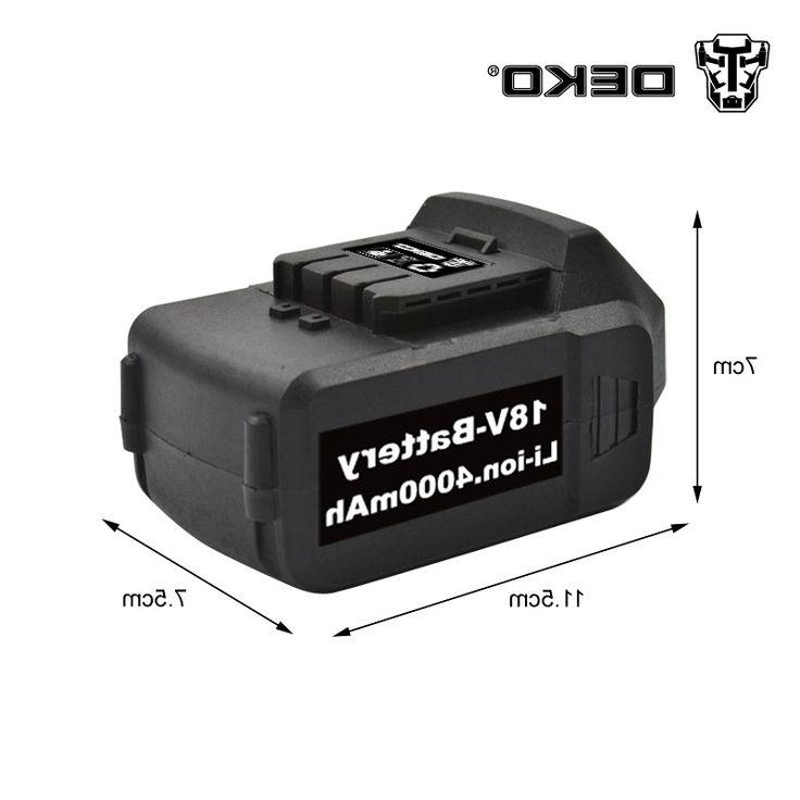 27.80$  Buy now - https://alitems.com/g/1e8d114494b01f4c715516525dc3e8/?i=5&ulp=https%3A%2F%2Fwww.aliexpress.com%2Fitem%2FDEKO-Electric-Impact-Wrench-Cordless-Drill-battery%2F32669541823.html - DEKO Electric Impact Wrench  Cordless Drill battery 27.80$
