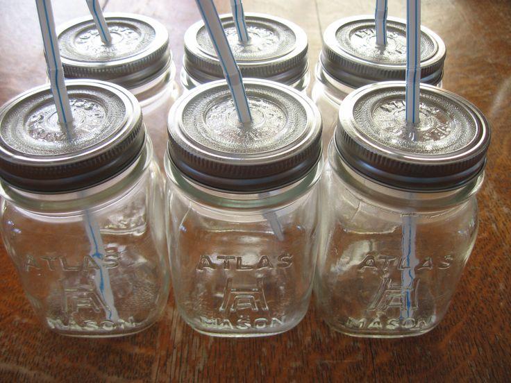 190 best love my mason jars images on pinterest glass mason jar crafts and crafts - Mason Jar Drinking Glasses
