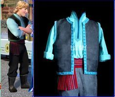 Custom Made Prince Kristoff Costume Outfit Halloween Cosplay Costume Adult Men From Kristoff Fever Cosplay