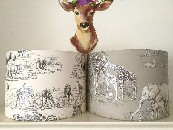 Handmade Lampshades To Finish Off Your