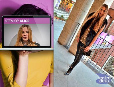 Shop de outfit van Alice in Entre Deux: bontvest Virgin Concept Store | gouden top ZARA | broek ZARA | laarzen Virgin Concept Store | tas Virgin Concept Store | armbanden MEN_at_WORK.