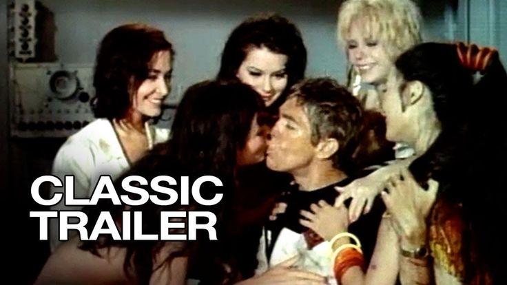 Our Man Flint (1966) Official Trailer (James Coburn, Lee J. Cobb, Gila Golan)