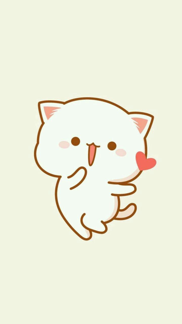 2019 Cute Gifchibi Cat Cute Cats