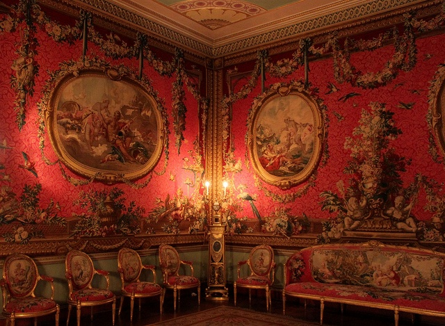 The Antechamber: Osterley Park House by curry15, via Flickr