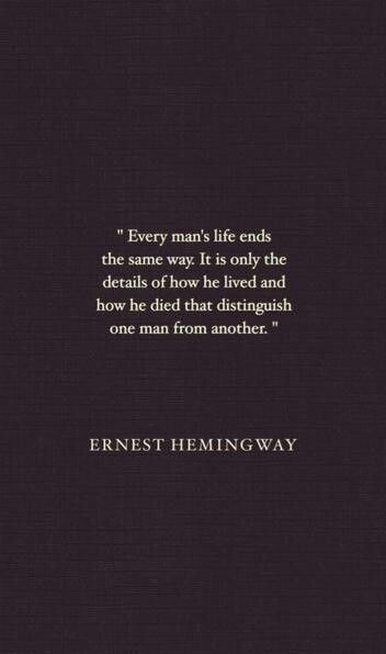 a biography of ernest hemingway one of the greatest writers Taki: the truth about ernest hemingway on the spectator | gstaad when the snow finally stopped, the sublime, silent stars above made for dramatic viewing.