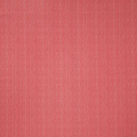 Pinstripe Curtain Fabric - Tearose