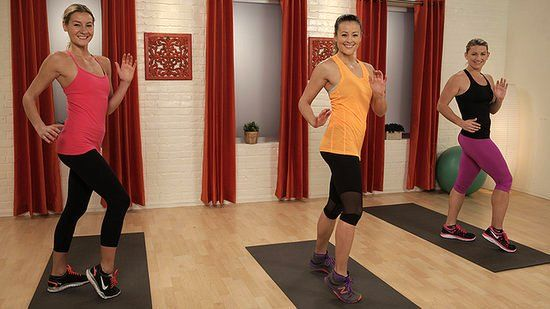 No Running Required: 10-Minute At-Home Cardio Sweat Session: You don't have to run to get a good cardio workout.