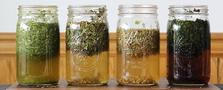How To Make Nourishing Herbal Infusions by Mountain Rose Herbs!