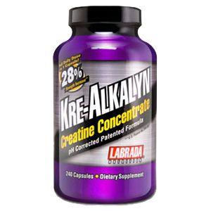KRE-ALKALYN - Labrada Nutrition (Creatine)  DESCRIZIONE: Creatina concentrata con pH corrretto.