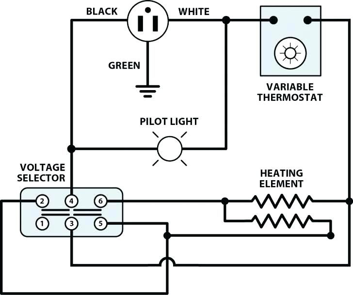 Image Result For Heating Element Circuit Diagram Circuit Diagram Diy Electrical Heating Element
