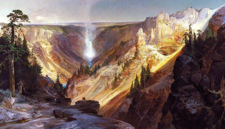 Thomas_Moran_-_Grand_Canyon_of_the_Yellowstone.jpg (1555×895)