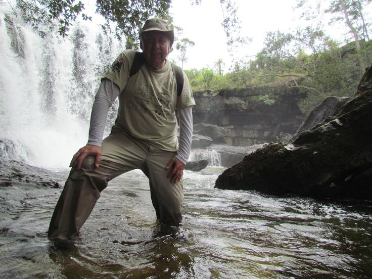 Caño Cristales, municipio de La Macarena. Departamento del Meta - Colombia.