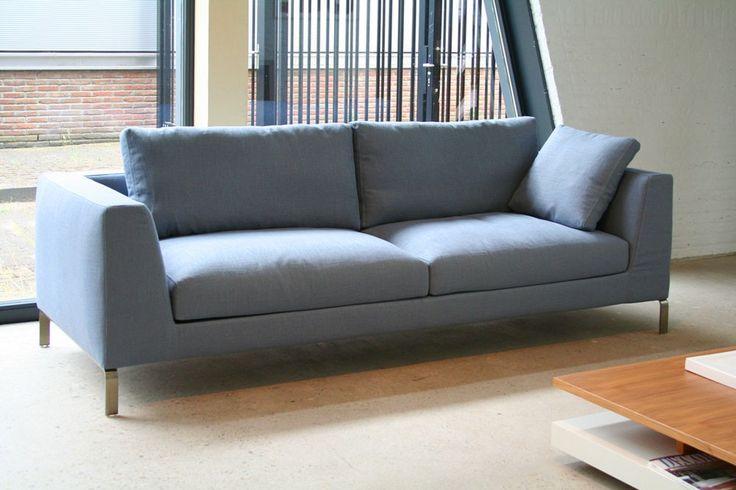 Want! - Howland Bank Torino 18 blauw - Designsales.nl
