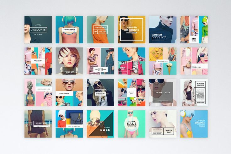 Instagram Commerce Pack - Web Elements - 2