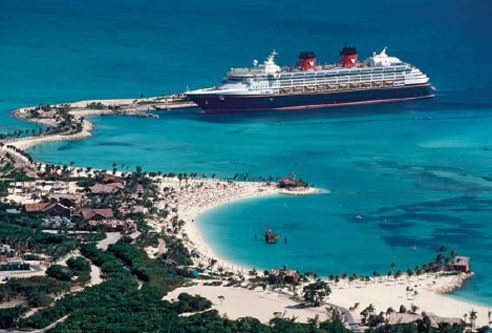 Disney Cruise in the Bahamas