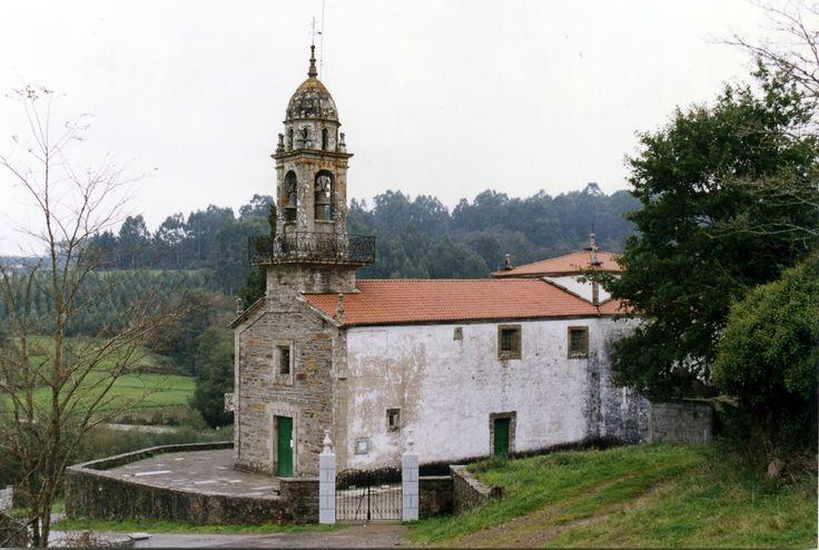 Gonzar, Lugo, Camino de Santiago