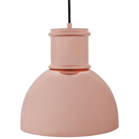 Industry Ceiling Pendant Metallic Copper Colour #freedomaw14