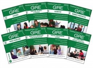 The best GRE preparation book.