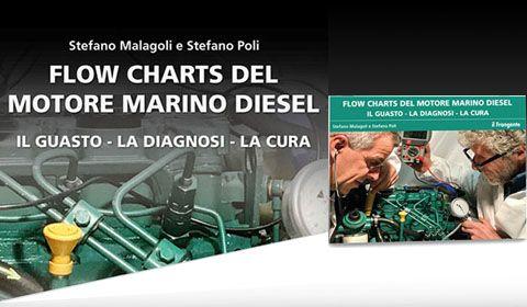 Stefano Malagoli e Stefano Poli - Flow Charts del motore marino diesel IL GUASTO - LA DIAGNOSI - LA CURA