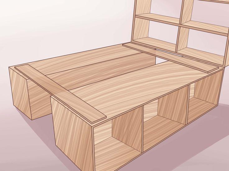 Image:Build a Wooden Bed Frame Step 23.jpg