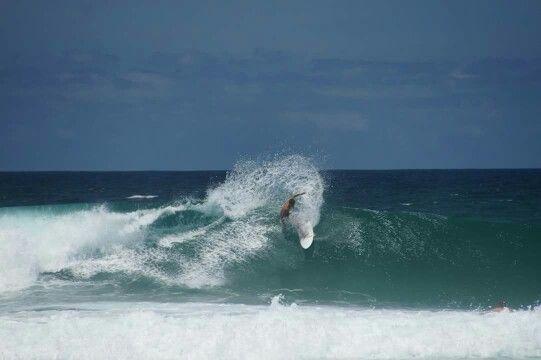 Surfer, Maroubra beach, Sydney