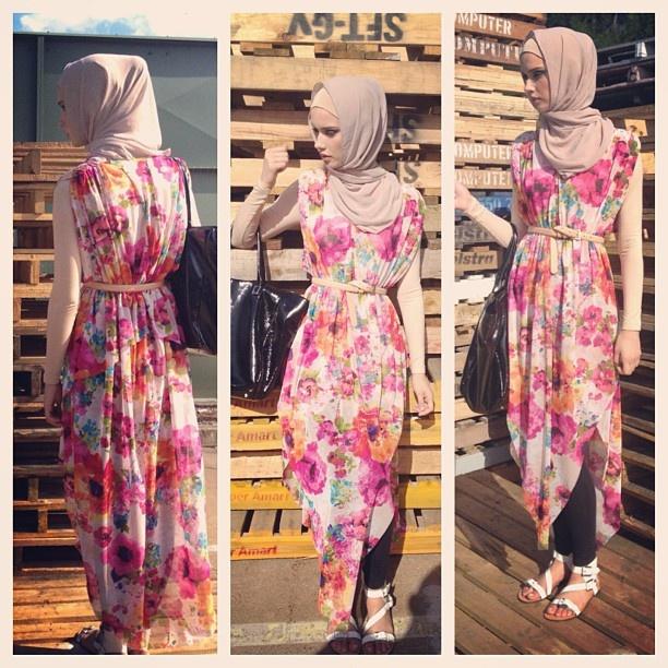 Style Hijab Fashion