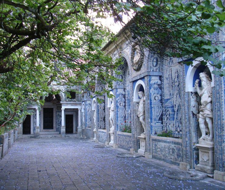 Palácio do Marquês de Fronteira e Alorna - Portugal. www.revistaport.com