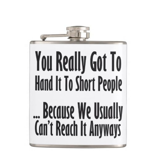==>>Big Save on          Short People Quote Flasks           Short People Quote Flasks so please read the important details before your purchasing anyway here is the best buyReview          Short People Quote Flasks today easy to Shops & Purchase Online - transferred directly secure and tru...Cleck link More >>> http://www.zazzle.com/short_people_quote_flasks-256900213780918847?rf=238627982471231924&zbar=1&tc=terrest