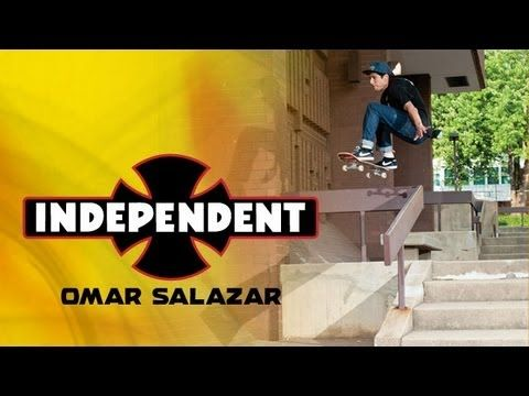 Independent Trucks: Omar Salazar