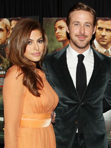 メンデス(Eva Mendes),ライアン・ゴズリング(Ryan Gosling) photo : Startraks/AFLO