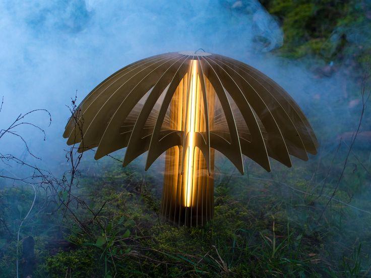 Custom Light Design - Shroom - Karice