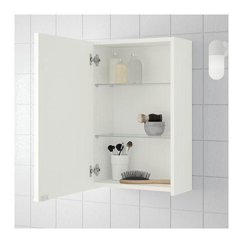 LILLÅNGEN Wall cabinet, white white 15 3/4x8 1/4x25 1/4