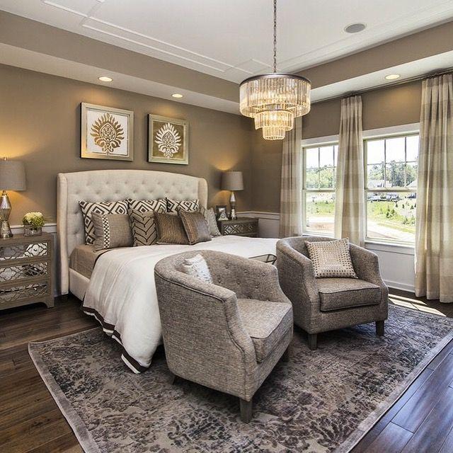 Neutral Decor Remodel Bedroom Master Bedrooms Home
