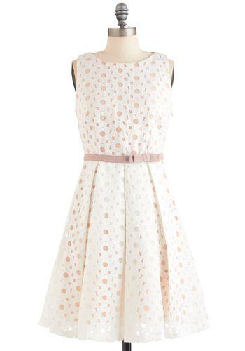 Flower Glass Dress