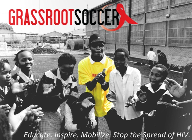 Just Kicking It: Soccer Can Help – Grassroot Soccer Programme #EPIC