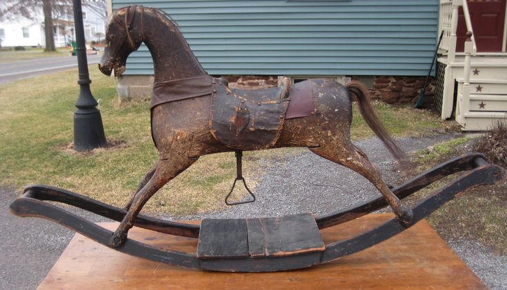Antique Horse Rocking Chair Woodworking Projects Amp Plans