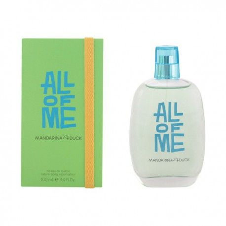 Mandarina Duck - ALL OF ME MEN edt vaporizador 100 ml