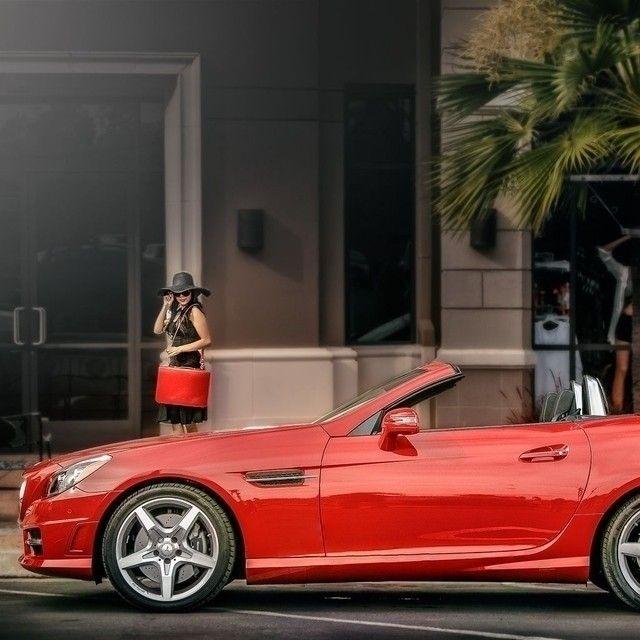 Take another look.  #MBphotocredit @roycer924  #Mercedes #Benz #SLK #SLK350 #carsofinstagram #instacar #germancars #luxury