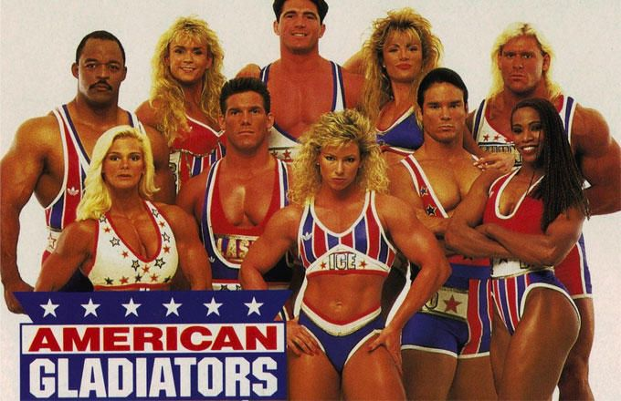American Gladiators: Definitive Ranking | Complex UK