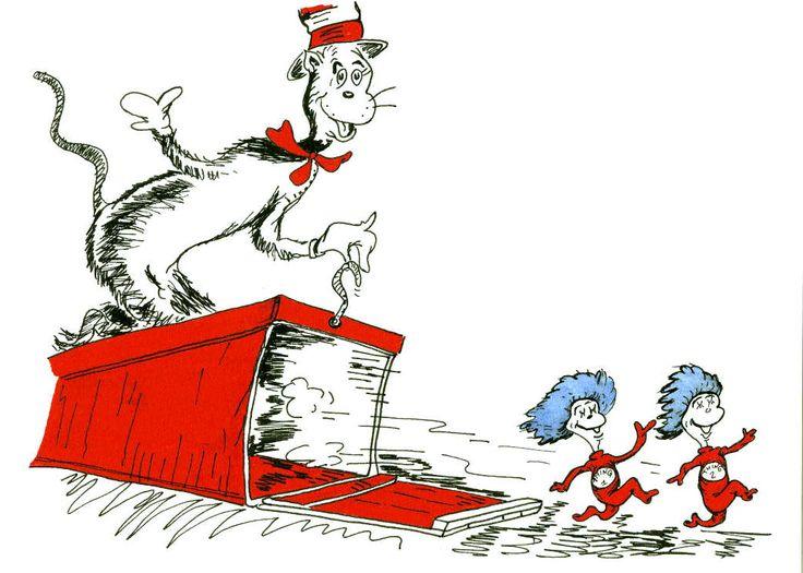 Nett Dr. Seuss Farbbuch Galerie - Framing Malvorlagen ...