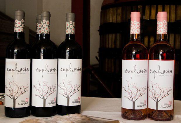Wines Convento do Paraiso - Algarve, Portugal