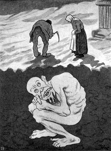 Theodor Kittelsen - folk og trold by Aeron Alfrey, via Flickr