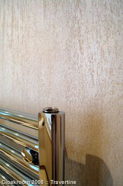 Travertine Polished Plaster As Its Name Implies Simulates Natural Stone Three Coats Of