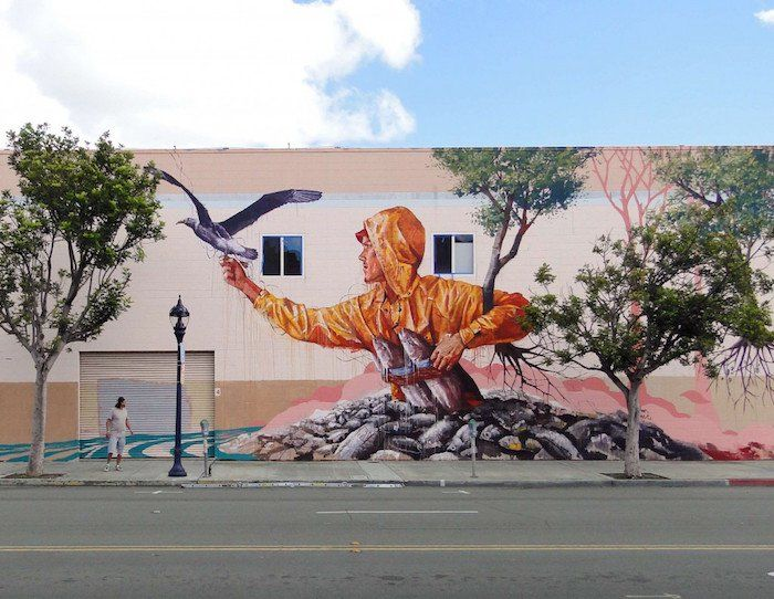 les plus beaux Street Art  - Page 3 357614af5b3f3d030562edd9c8d4fcad--hunger-art-design
